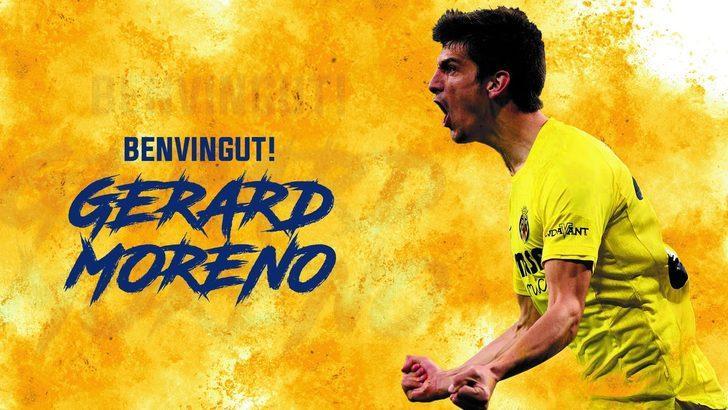 GERARD MORENO | Espanyol > Villarreal