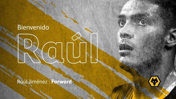 RAUL JIMENEZ | Benfica > Wolverhampton Wanderers
