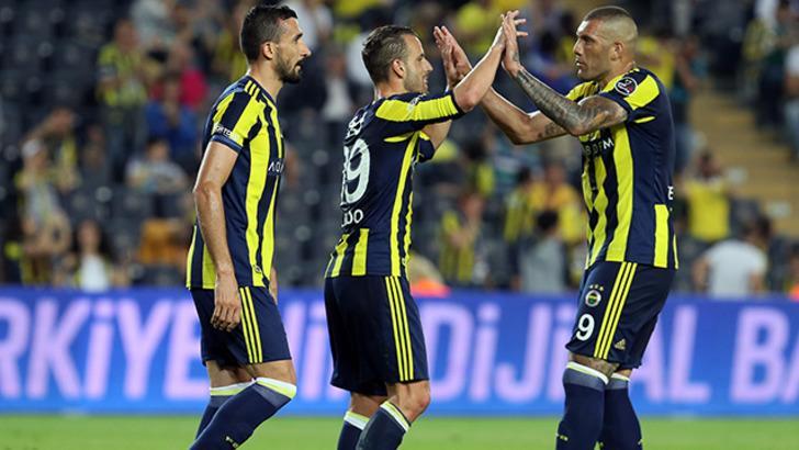 Fenerbahçe, Fernandao'nun Al Wehda takımına transfer olduğunu açıkladı!