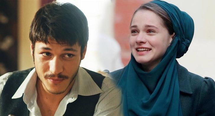 Kubilay Aka ve Miray Daner çiftinden ilk aşk fotoğrafı