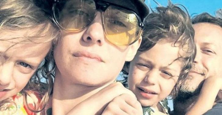 Tuba Ünsal ile Mirgün Cabas boşandıktan bir hafta sonra tatilde