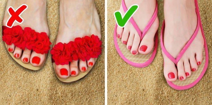 Uygun ayakkabı