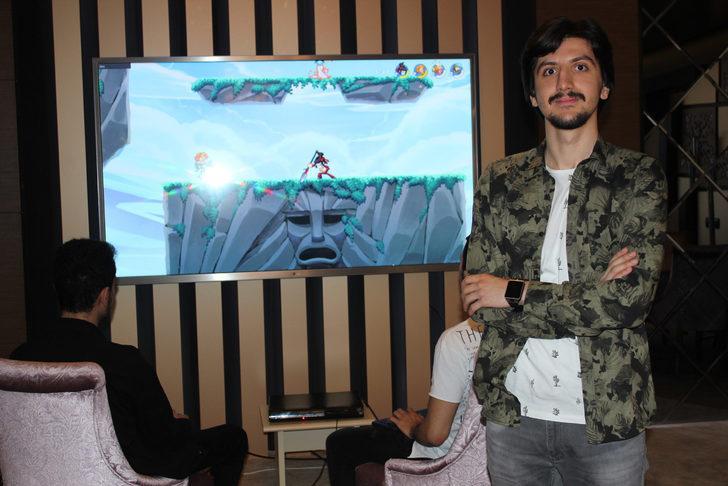 Yerli ve milli oyun konsolu geliştirildi