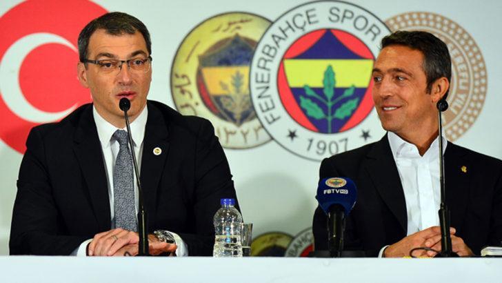 Fenerbahçe Başkanı Ali Koç Ersun Yanal iddialarını yanıtladı