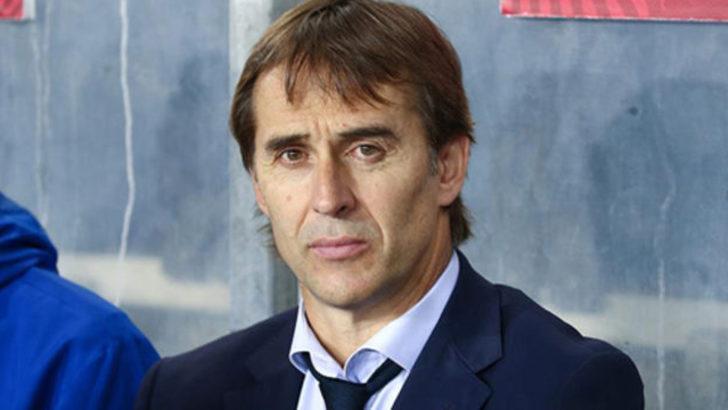 İspanya milli takım teknik direktörü Julen Lopetegui'nin görevine son verildi