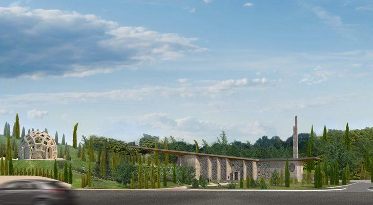 - 15 Temmuz  Şehitler Köprüsü çıkışına müze, mescit ve denetleme binası yapılıyor