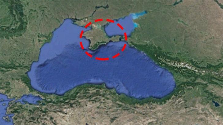 Kırım'ın tamamında elektrikler kesildi ve bölge karanlığa gömüldü