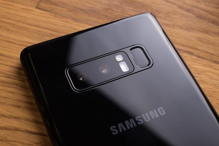 Şimdi anlaşıldı: Galaxy Note 9'daki yatay kameranın sebebi belli oldu!
