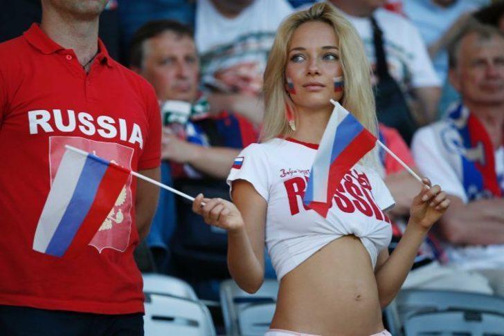 Rus bakandan uyarı: Dünya Kupası'na gelen erkeklerle birlikte olmayın