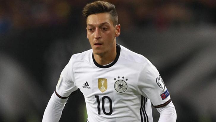 Mesut Özil, Almanya'nın Meksika ile karşılaşacağı maçta forma giyemeyecek!