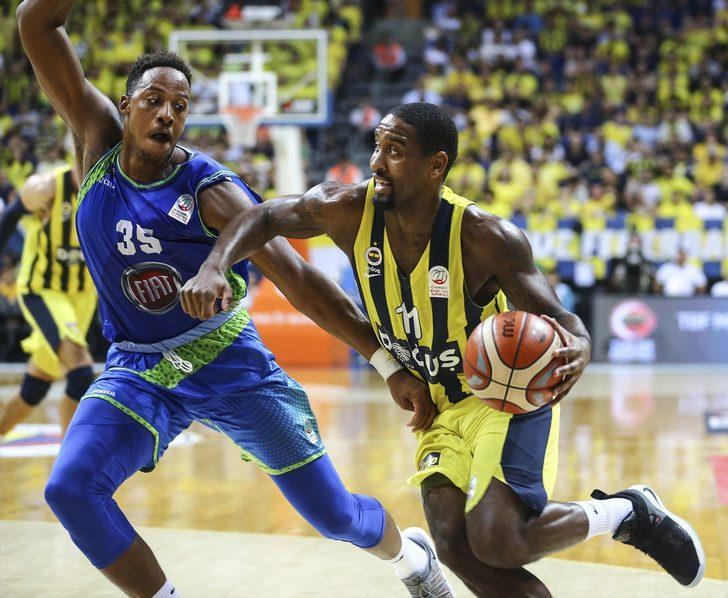 Fenerbahçe Doğuş Tahincioğlu Basketbol Süper Ligi'nde şampiyon oldu!