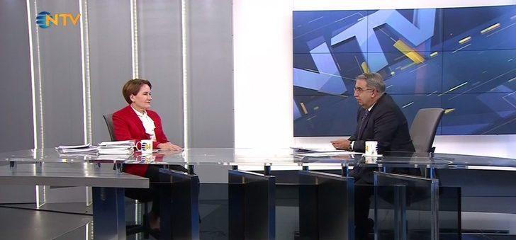 NTV canlı yayınında dikkat çeken açıklama! Akşener de bedelli askerlik tartışmasına dahil oldu!