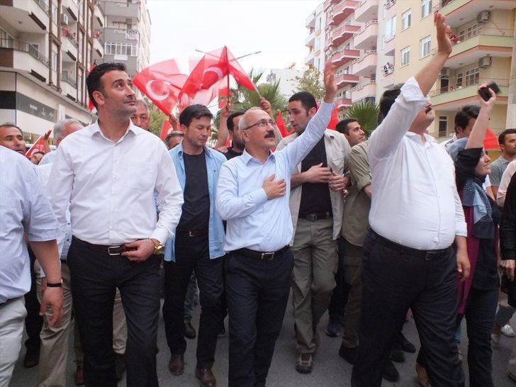 Kalkınma Bakanı Elvan: AK Partinin iktidara gelmemesi için çabalayan dış güçler var