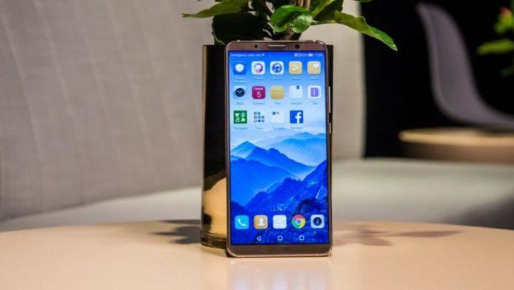 Huawei panelde Samsung'a güveniyor