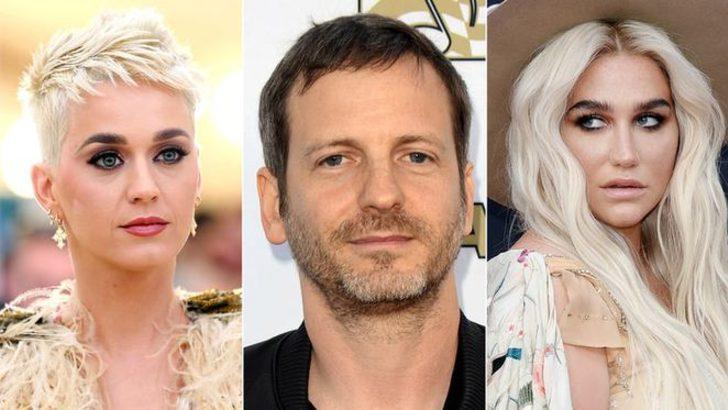 Dr. Luke'un Katy Perry'ye tecavüz ettiği iddia edildi