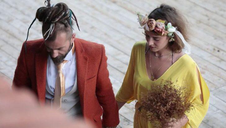 Oyuncu Elif Atakan evlendi