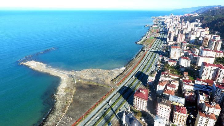 Rize'de deniz dolgusuna yapılacak şehir hastanesinin yeri belli oldu