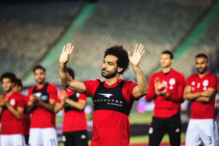 Muhammed Salah Uruguay maçında sahada olacak!
