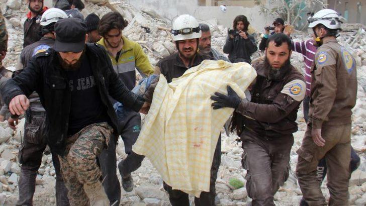ABD'den Suriyeli Sivillere 6,6 Milyon Dolarlık Yardım