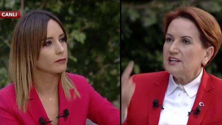Meral Akşener ikinci turda Muharrem İnce'ye destek verecek mi? Canlı yayında açıkladı
