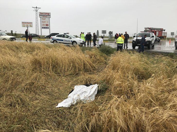 GÜNCELLEME - Kütahya'da iki otomobil çarpıştı: 4 ölü, 4 yaralı