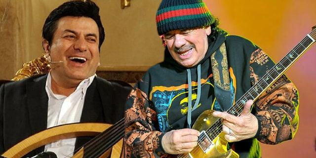 'Amerika'nın Santana'sı varsa Türkiye'nin de Coşkun Sabah'ı var'