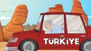 Bir animasyon da Saadet Partisi'nden!