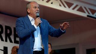 Erdoğan canlı yayındayken, İnce'den hodri meydan