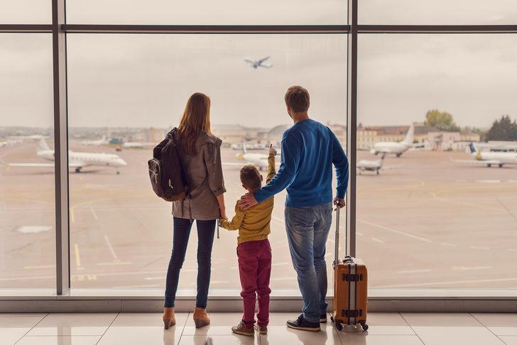 Seyahat için üç ayda 10,7 milyar lira harcandı