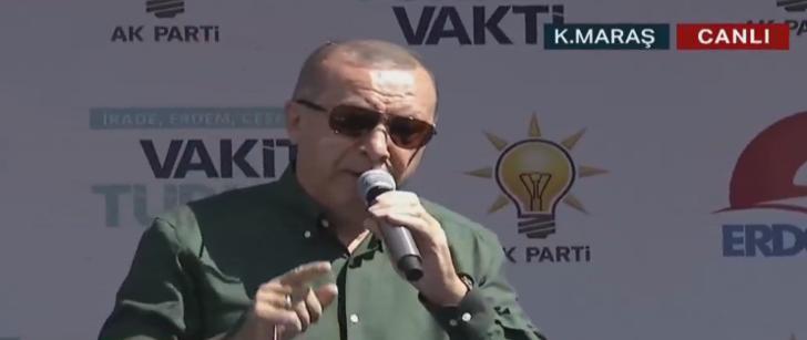 Erdoğan duyurdu: Kandil'deli lider kadrodan 35 önemli ismi orada bitirdik