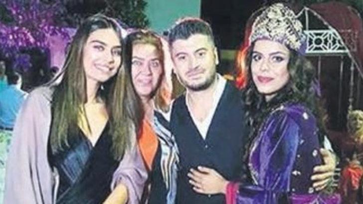 Amine Gülşe'den düğün provası