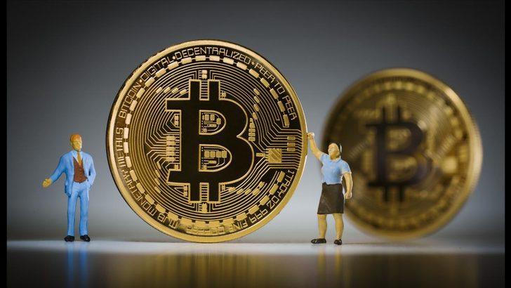 Bitcoin'de düşüş devam ediyor! Yine çakıldı!