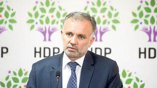 HDP'li vekilden dikkat çeken tweet!