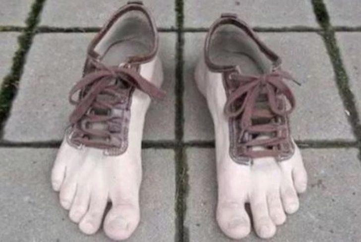 Beyin sulandıran 20 çılgın ayakkabı tasarımı