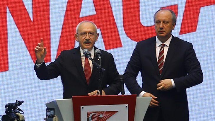 Şok iddia: Kılıçdaroğlu istifa ediyor! MYK'da görevi Muharrem İnce'ye devretmek için kurultay çağrısı yapacak