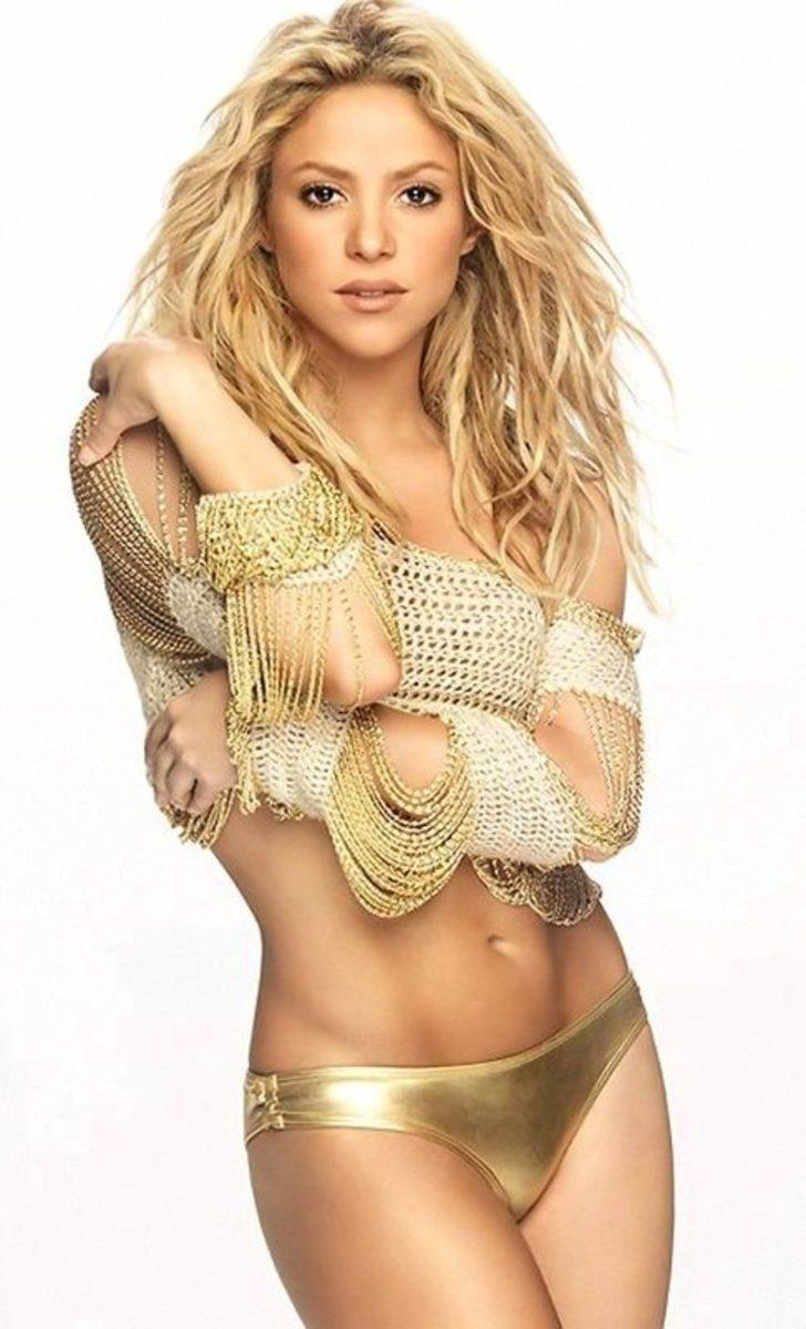 Shakiranın kulis istekleri şaşırttı