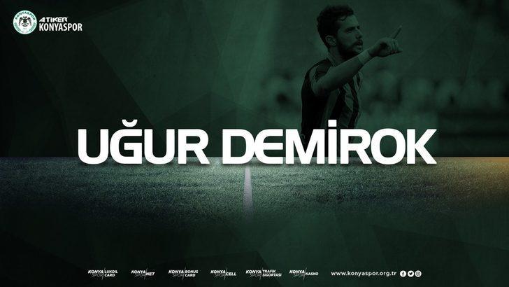 UĞUR DEMİROK | Trabzonspor > Atiker Konyaspor