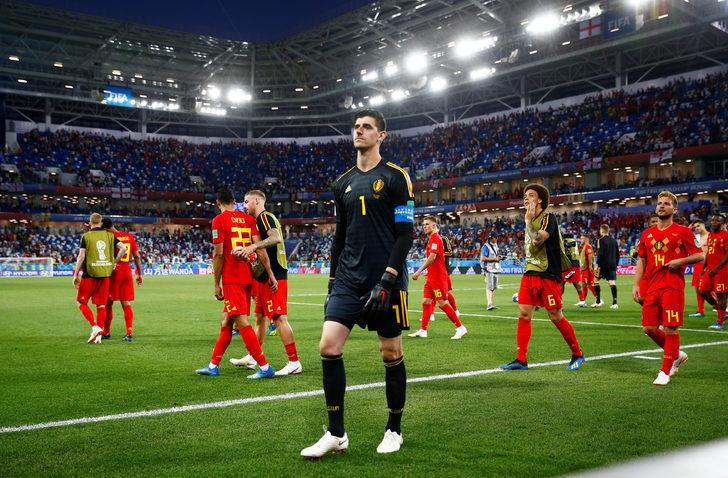 Dünya Kupası'da son 16 turu eşleşmeleri belli oldu!