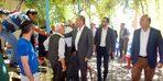 Silahlı saldırıya uğrayan başkan, HDP'li vekili sorumlu tuttu