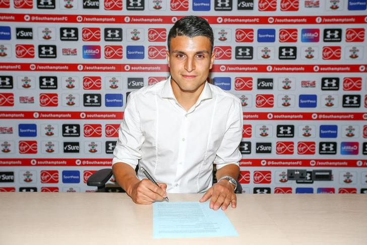 Muhammed Elyounoussi 5 yıllığına Southampton'da!