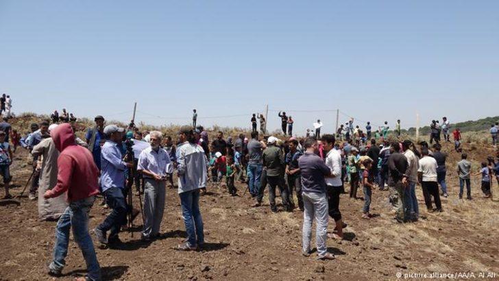 BM: Dera'dan kaçanlar 270 bine ulaştı