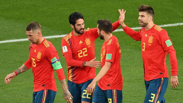 Rusya İspanya DÇ 2018 ile ilgili görsel sonucu