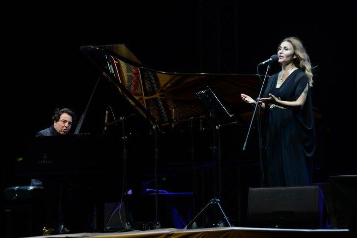 Mersin'de Say ve Bağcan'dan unutulmaz konser