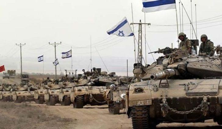 İsrail tanklarını Suriye sınırına yolladı! Ordudan flaş açıklama