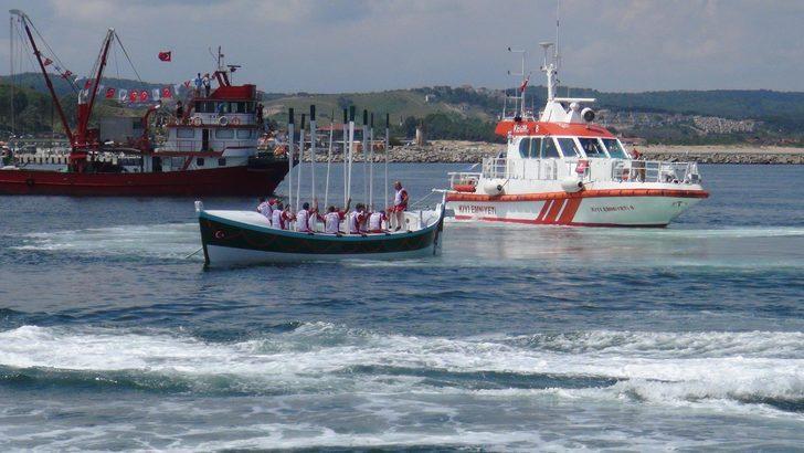 Şile'de  Denizcilik ve Kabotaj Bayramı kutlaması