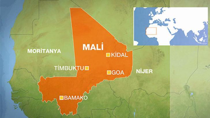 Mali'de Fransız askerlerine pusu: En az 2 asker öldü