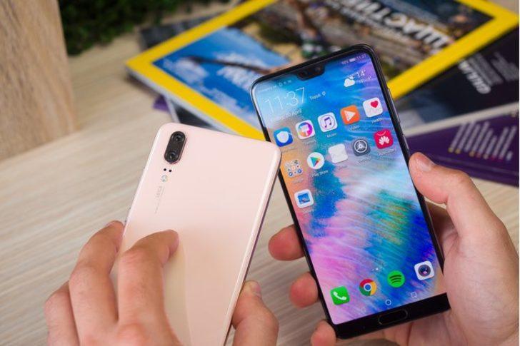 Huawei'den 2019 çıkarması!