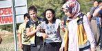 GÜNCELLEME - Mersin'de tarım işçilerini taşıyan minibüs devrildi