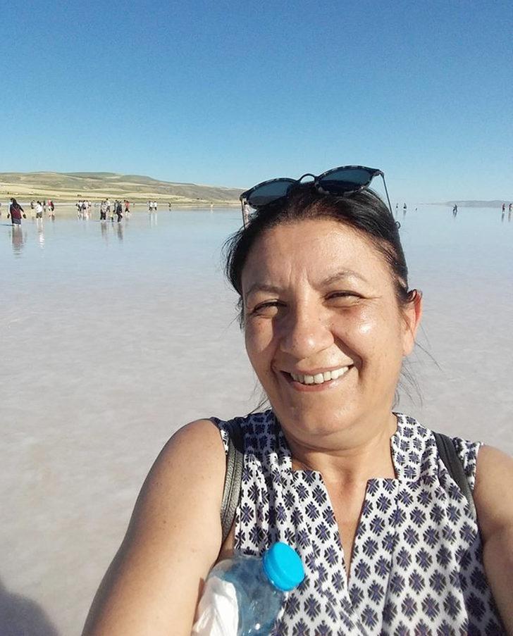 Kaçırılmak istenen genç kadını Berrin öğretmen kurtardı