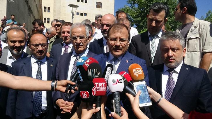 Başbakan Yardımcısı Çavuşoğlu: 24 Haziran'da milletimiz kazandı